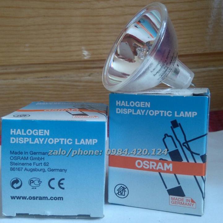 Bóng đèn nội soi tai mũi họng 15V150W, 24V150W, 24V250W Osram.